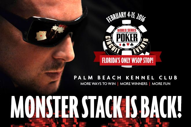 12 Rings in 12 Days: WSOP Circuit Returns to Palm Beach Kennel Club Feb. 4-15, 2016 0001
