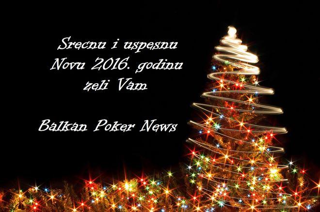 Srećna Nova 2016. Godina 0001