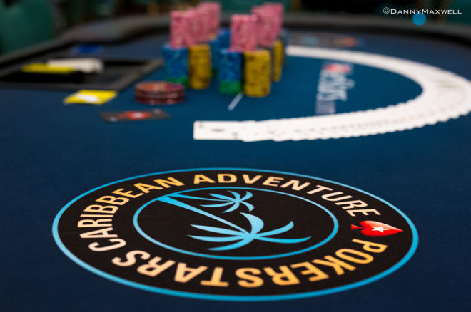 pokerstars caribbean adventure 2016