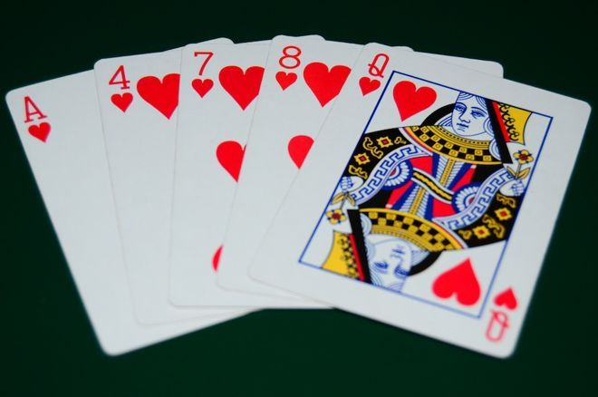 How To Play 5 Cards Draw Poker Rules Pokernews