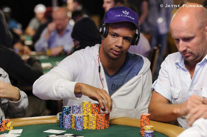 Ar Philas Ivey prarado pranašumą internetinio pokerio ringe? 0001