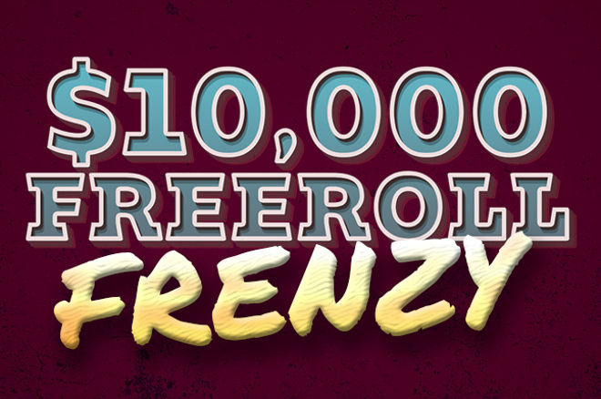 PKR Freeroll Frenzy