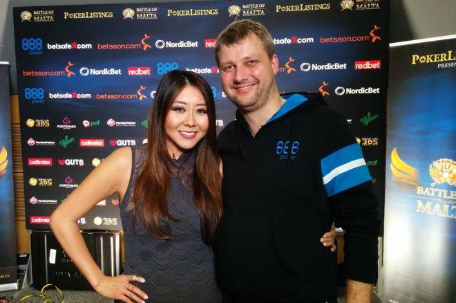 Maria Ho ir Vytautas Kačerauskas