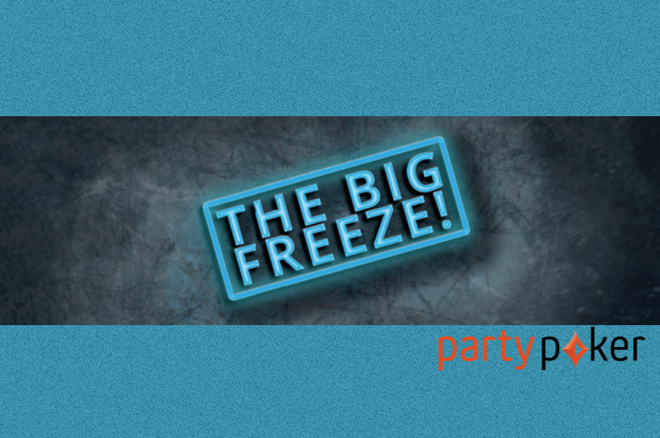 partypoker Big Freeze