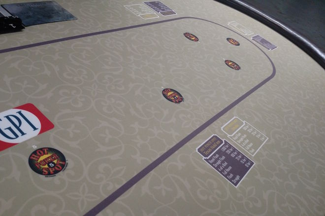 Poker Hot Spot