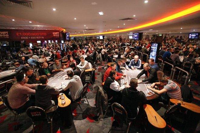 Dusk Till Dawn Poker & Casino Nottingham
