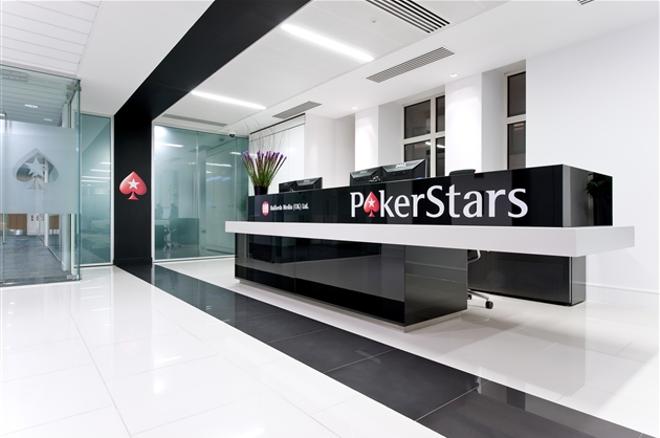 Pokerstars office