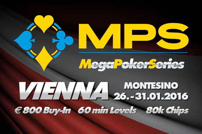 MPS 2016 Vienna Main Event