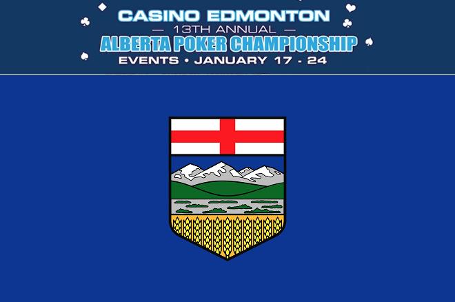 2016 Alberta Poker Championship Casino Edmonton