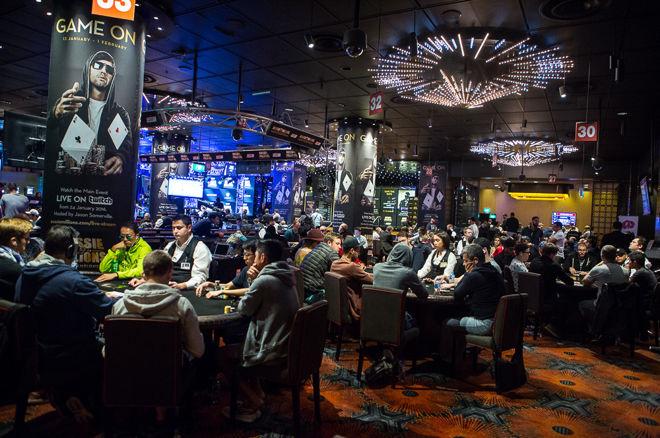 Crown Melbourne Poker Room