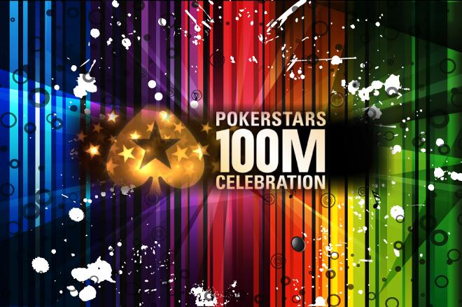 Pokerstars Celebration