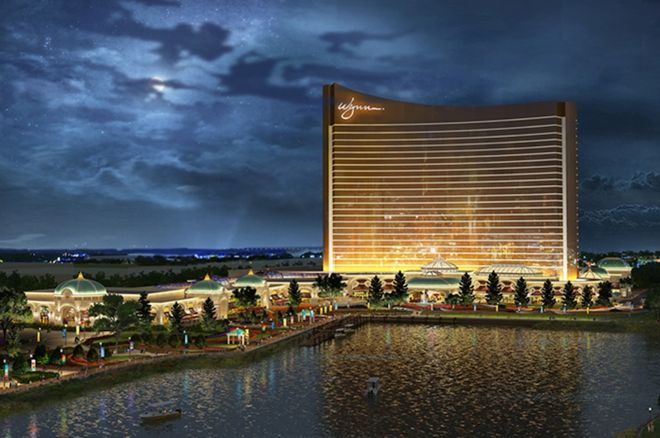 A rendering of the planned-for Wynn Everett