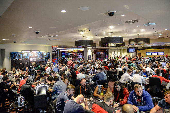 partypoker WPT National London