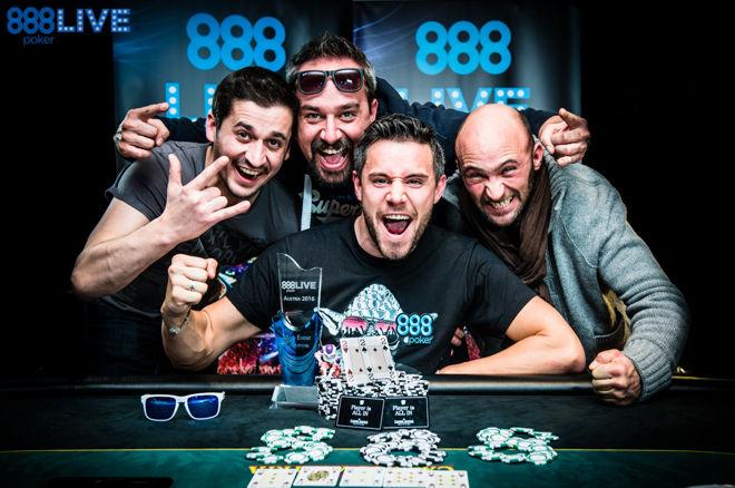 888live Австрия 2016