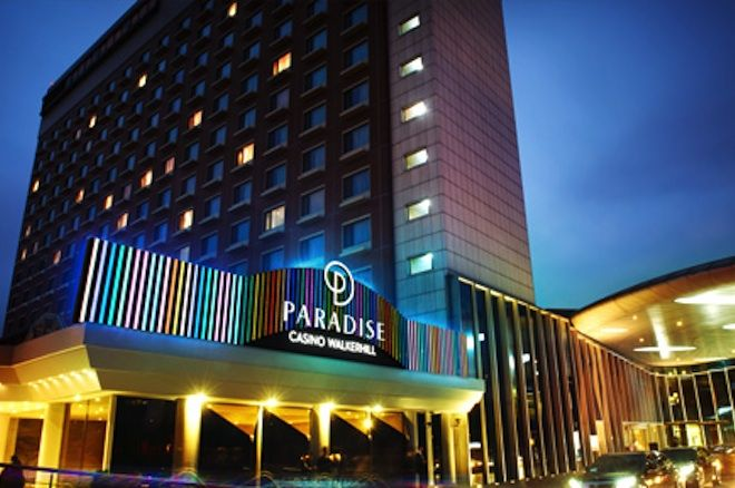 Paradise Casino, Walkerhill in Seoul, South Korea