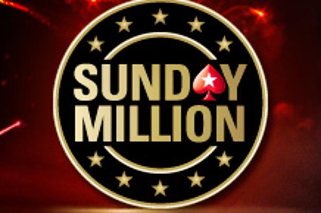 Jubilejní 10. výročí turnaje Sunday Million přinese garanci $10 milionů! 0001