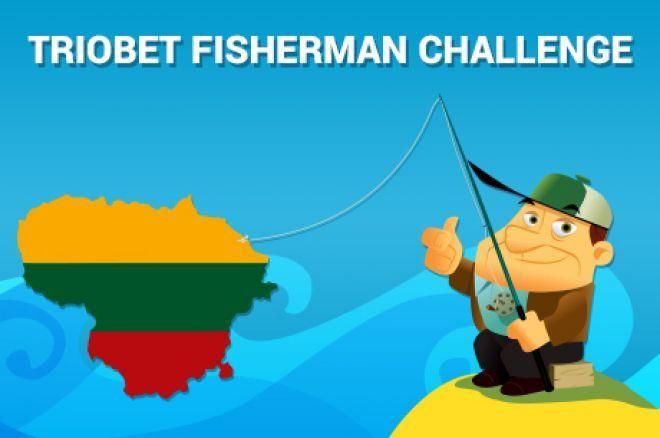"""""""Triobet Žvejo Iššūkio"""" pagrindinio turnyro finale šiandien susikaus 50... 0001"""