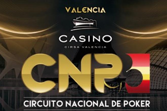 Casino Cirsa Valencia recibe la primera parada del Circuito Nacional de Poker 2016 0001