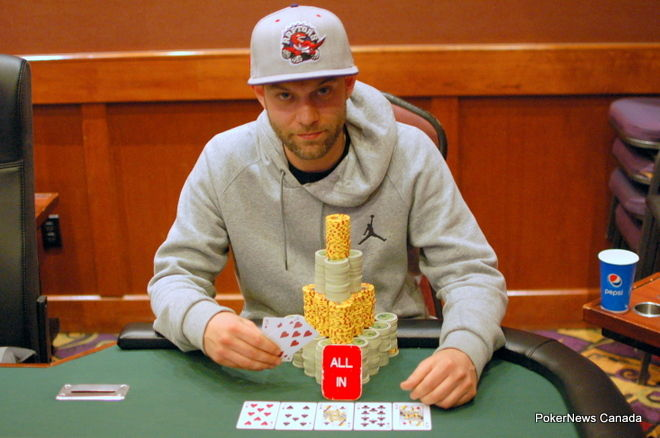 Devin Verstraelen Winter Super Stack Deerfoot Inn & Casino