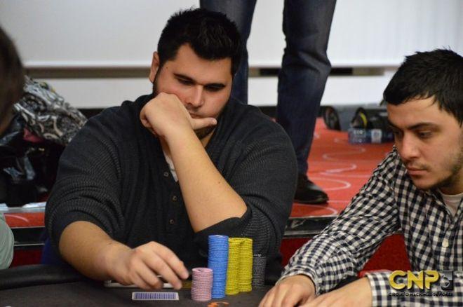 Julio Jiménez arrasó en el Día 1a del Circuito Nacional de Poker Valencia 2016 0001