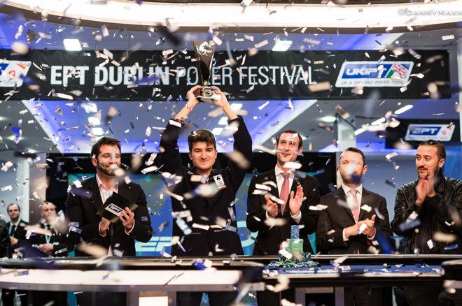EPT Dublino čempionas - Dzimitrijus Urbanovičius 0001