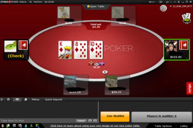 Zynga покер