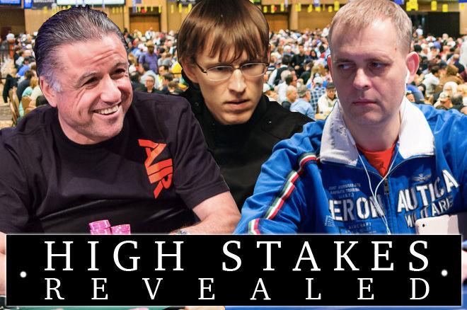 High Stakes Revealed - Shaun Deeb out Eli Elezra, Alex Kuzmin en Artem Litvinov als scammers
