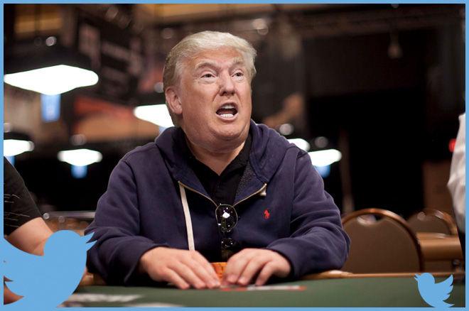 Tweet Tweet Bad Beat - Donald Trump domineert de timeline 0001