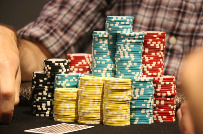 Live poker tournaments in March 2016