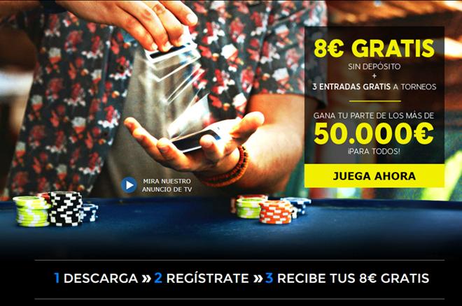 Nueva campaña de 888poker en televisión 0001