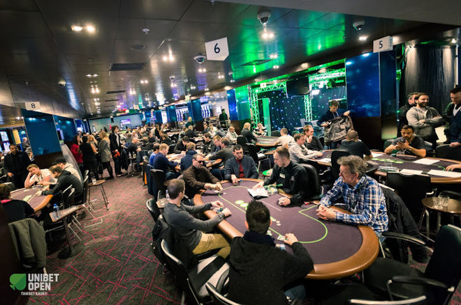 Live Poker in March