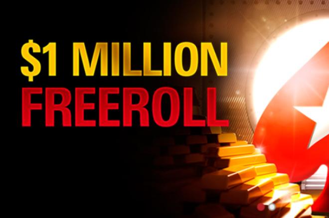 Фрийрол с награден фонд от $1,000,000 на 19 март в PokerStars 0001