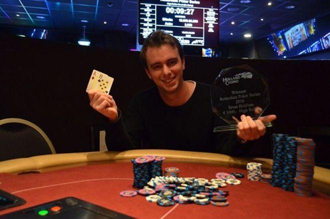 PokerNews Boulevard  - Joris Ruys wint €3.250 High Roller in Rotterdam, en meer...