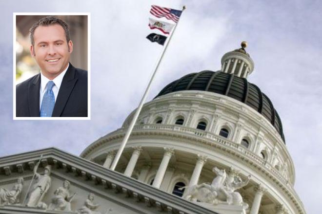 California Assemblyman Adam Gray