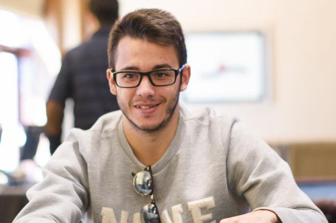 Mario Navarro partirá como líder de la Mesa Final del ESPT Madrid 2016 0001