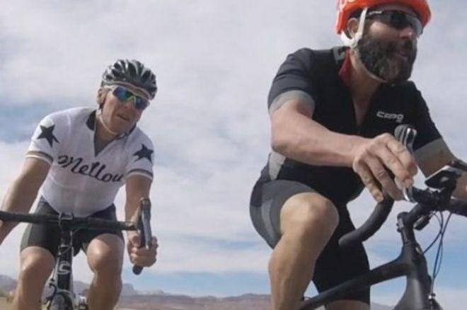 Dan Bilzerian a Lance Armstrong si zastříleli a už trénují 0001