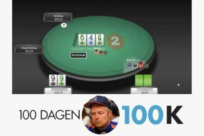 100 dagen $100k - Mislukte herocall van Pascal Vos