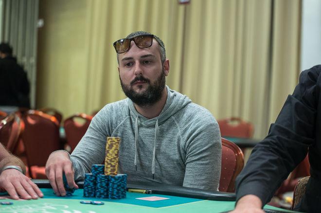 Marrakech Poker Open : Mathieu