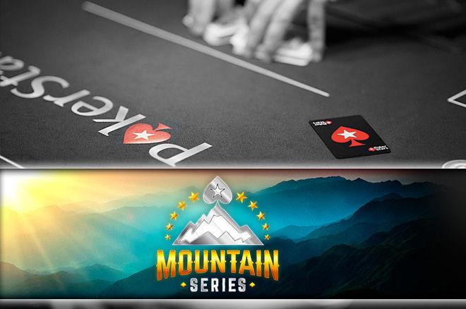 """PokerStars pristato 4 milijonų dolerių vertės """"Mountain Series"""" 0001"""