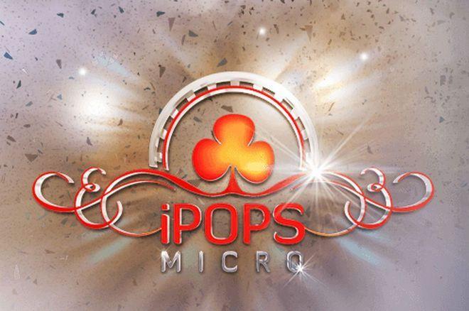 U Toku je iPOPS Micro sa €100k GTD 0001