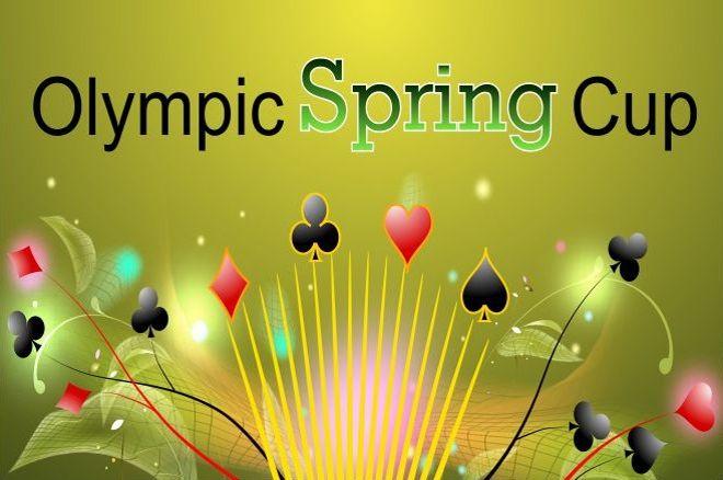 """""""Olympic Spring Cup"""" pokerio serija netrukus aplankys ir Vilnių 0001"""