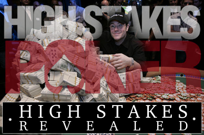 Jamie Gold High Stakes Poker