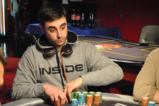 Campeonato de España de Poker Alicante 2016 Día 1a: 71 jugadores dieron el pistoletazo de salida 0001