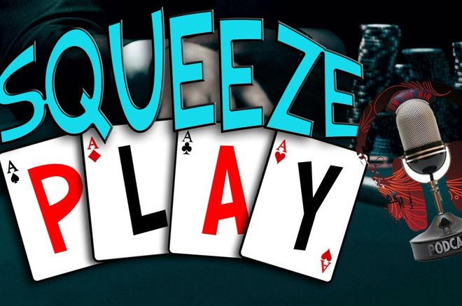 Turnajový poker a krása re-raise all-in - sqeez play 0001