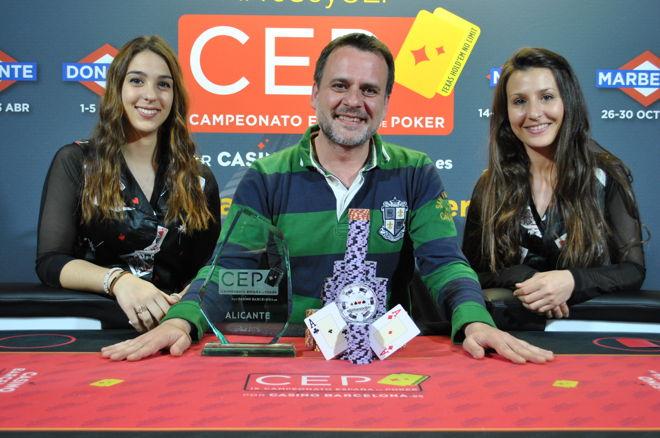 Toni Vázquez gana el CEP Alicante 2016 y asciende hasta el Top 5 de la general 0001