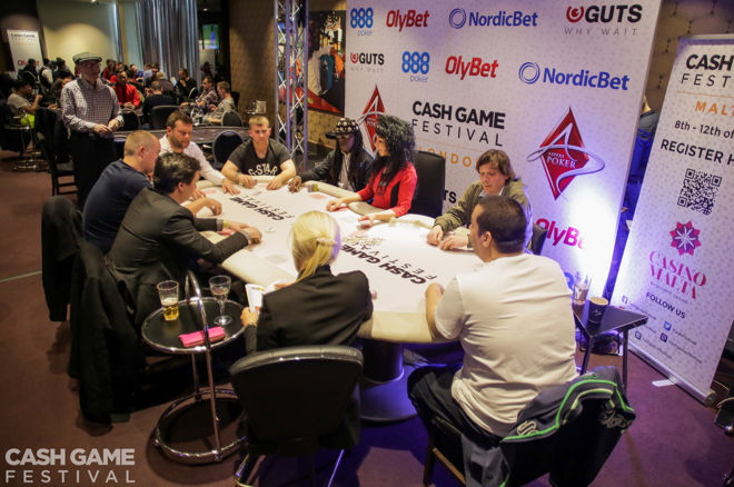 2016 Cash Game Festival London