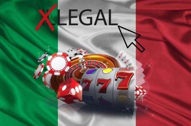 Italia zakon poker