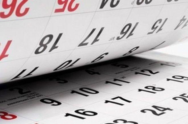 Toernooiagenda - Welke toernooien vinden er in april plaats?