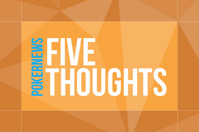 Five Thoughts