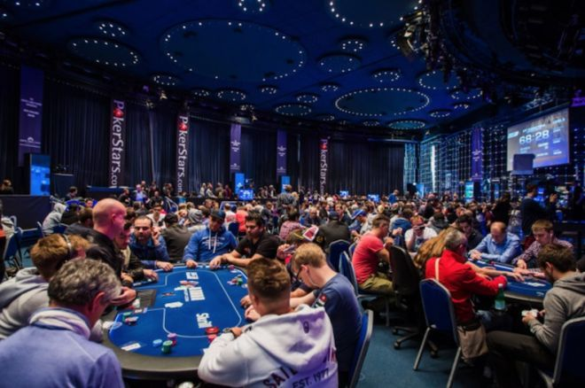 EPT Grand Final 2016; Danas Počinje €5,300 Main Event 0001